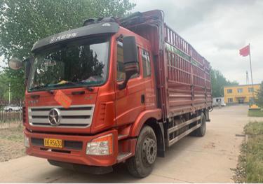 大运重卡风驰 载货车  180匹 2019年09月 6x2