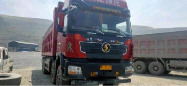 陕汽德龙X3000 自卸车  550匹 2020年01月 6x4
