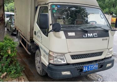 五十铃其他车系 载货车  115匹 2018年07月 4x2