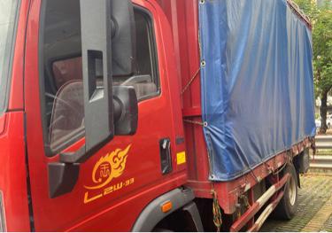 中国重汽王牌 载货车  156匹 2020年06月 4x2