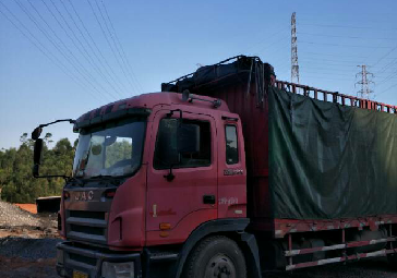 江淮格尔发 载货车  160匹 2012年02月 4x2