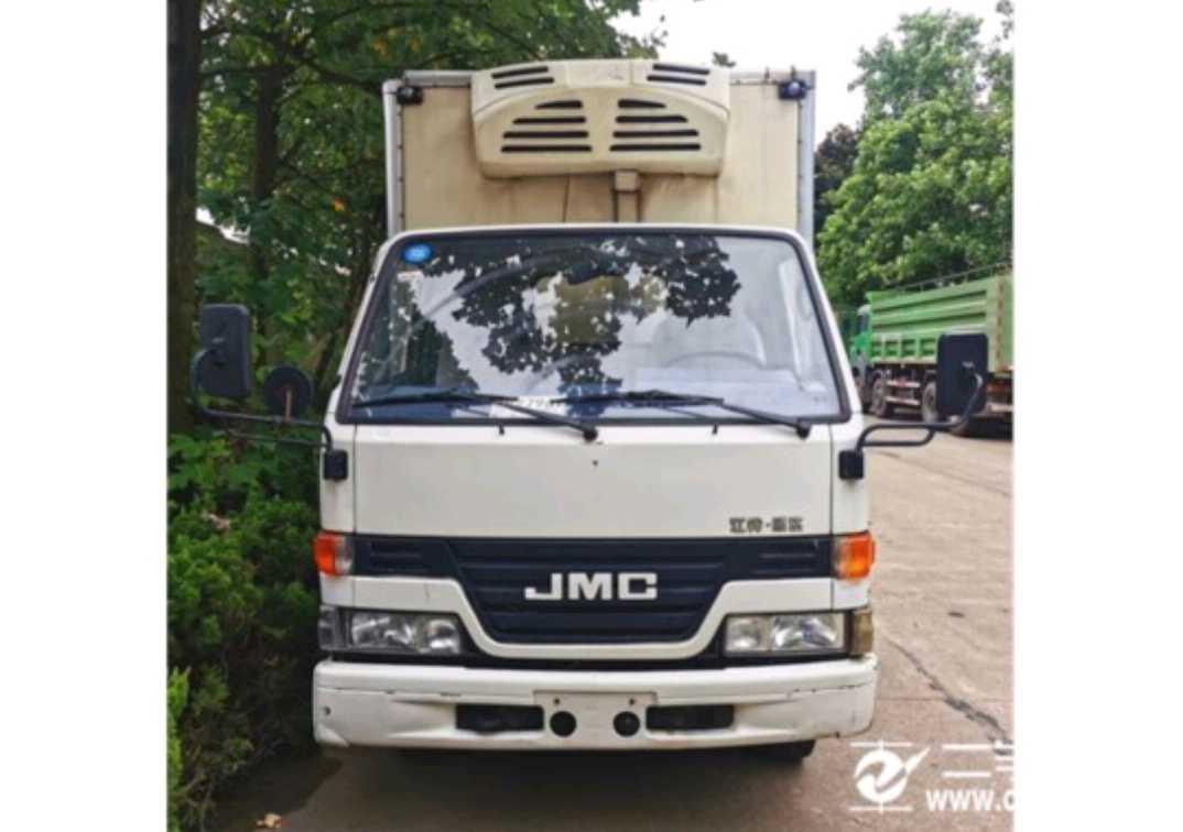 五十鈴其他車系 冷藏車  190匹2015年12月 4×2 國四