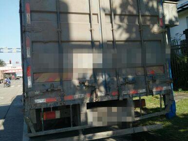 福田欧曼ETX 载货车  260匹2010年06月 8×4 国三