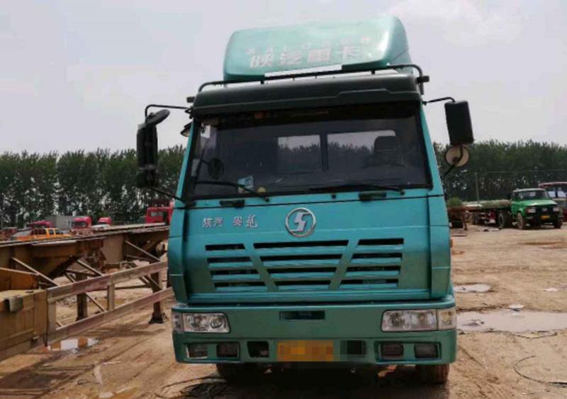 陕汽其他车系 牵引车  336匹2011年08月 6×2 国三