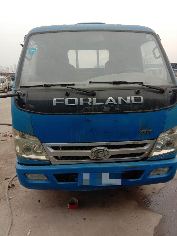 北汽福田其他车系 载货车  92匹2010年03月 4×2 国三