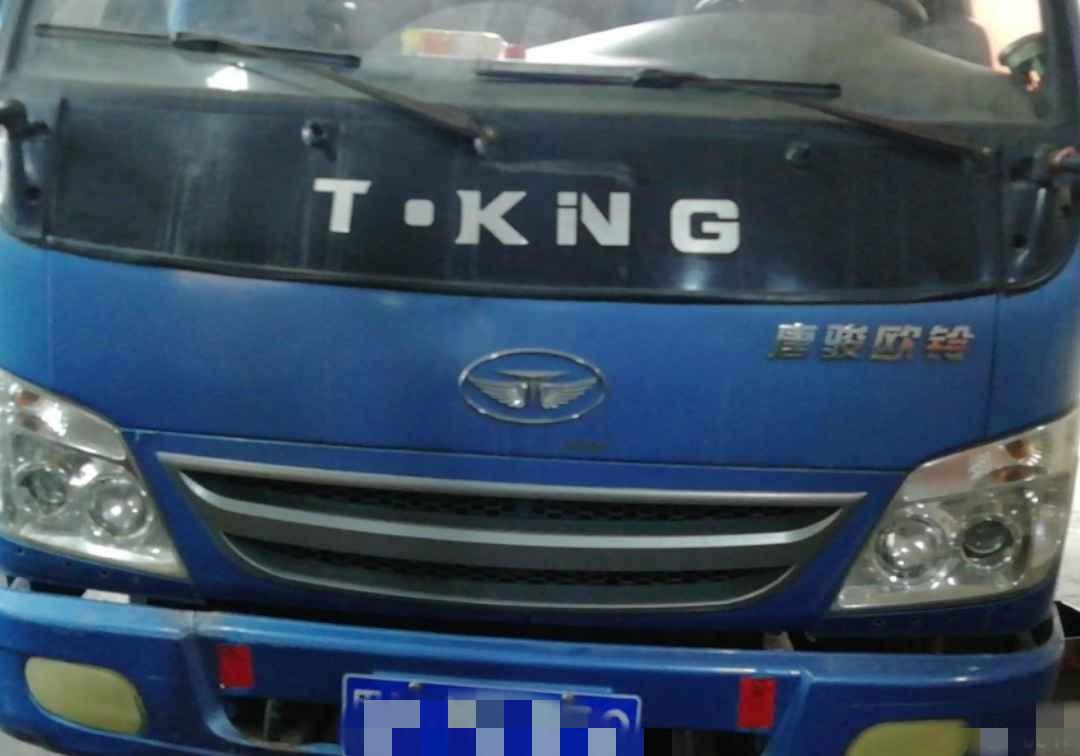 唐骏汽车唐骏K1 载货车  68匹2011年02月 4×2 国三