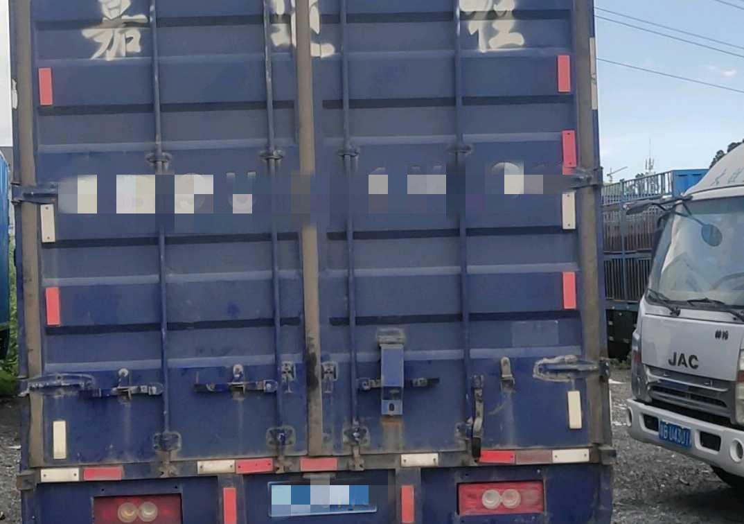 福田欧曼其他车系 载货车  140匹2015年10月 4×2 国四