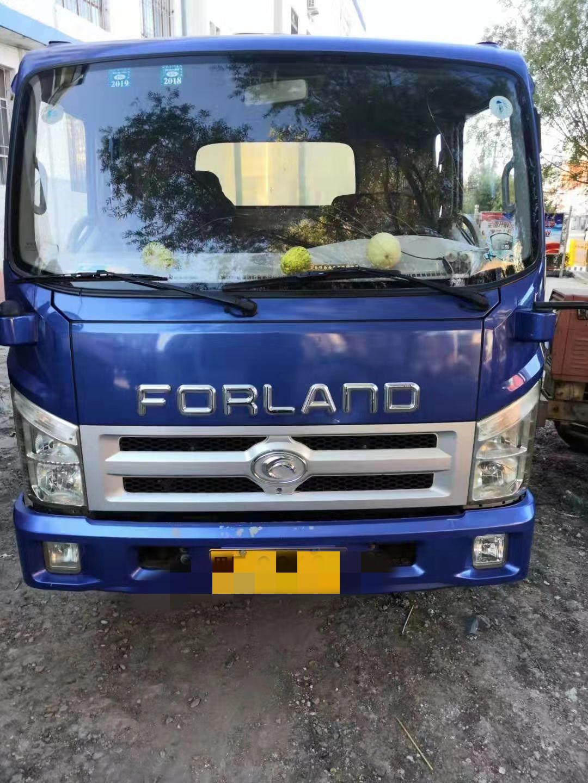 時代康瑞 載貨車  56匹2012年09月 4×2 國五