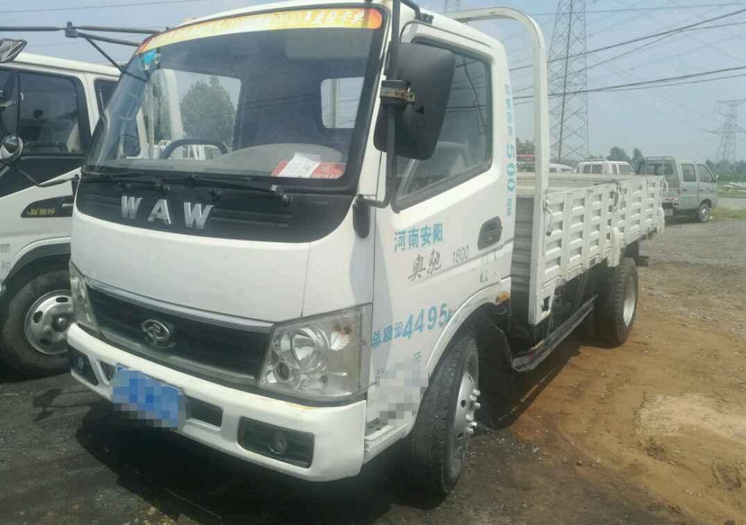 #其他品牌 载货车  120匹 2012年04月 4x2
