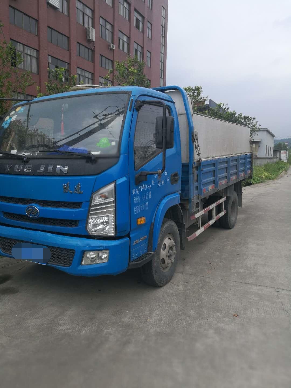 南京依维柯跃进 载货车  114匹 2015年04月 4x2