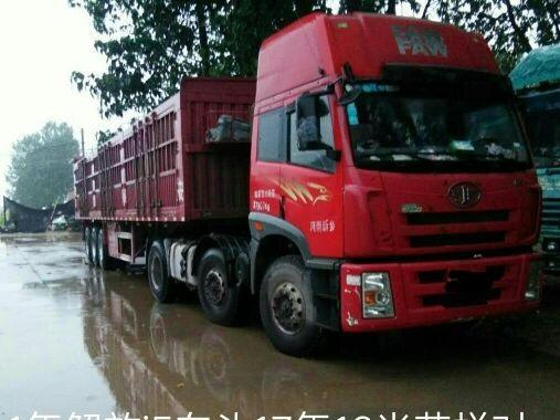 一汽解放其他车系 牵引车  300匹 2011年10月 6x2