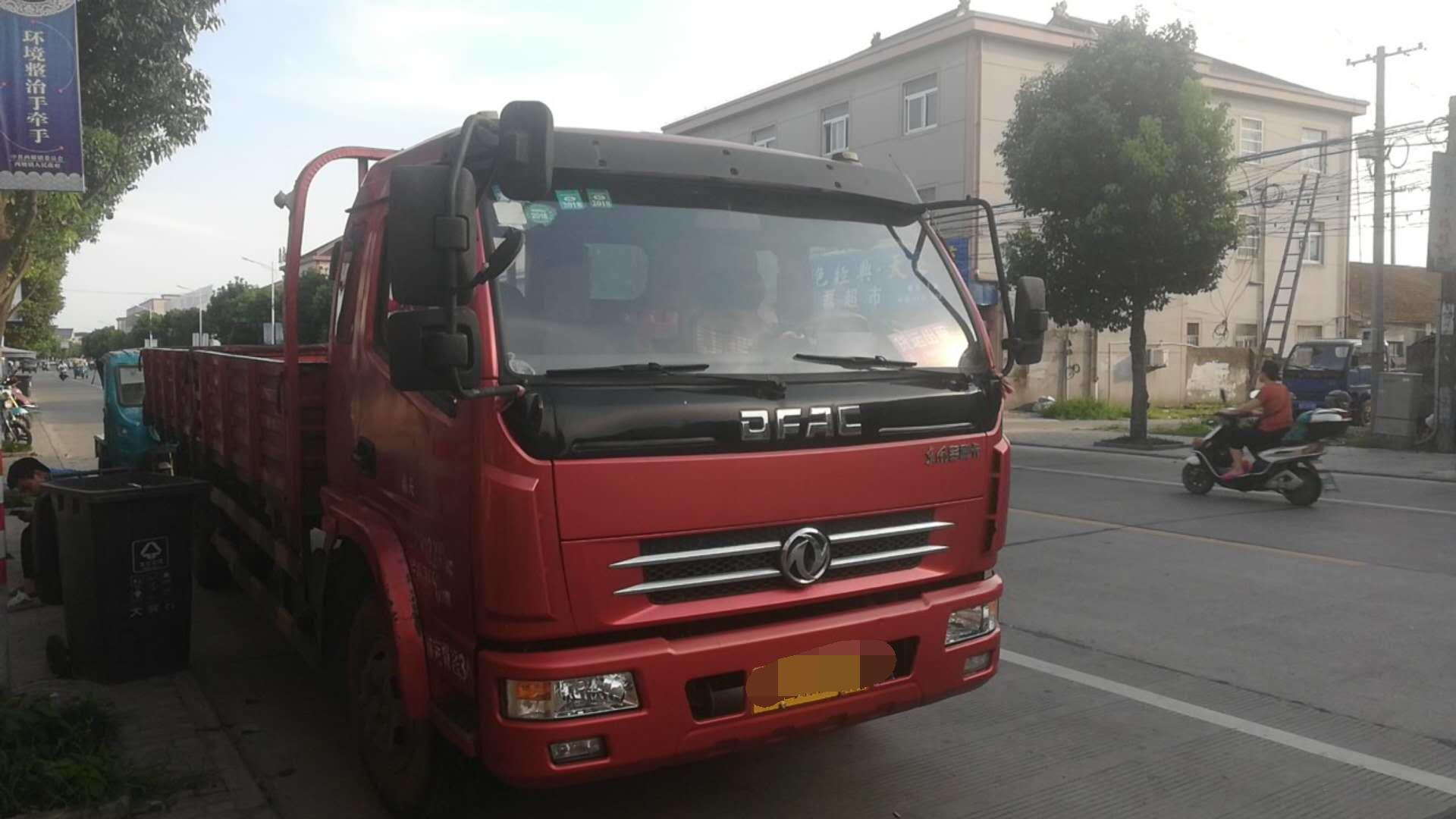 东风其他车系 载货车  140匹 2014年08月 4x2