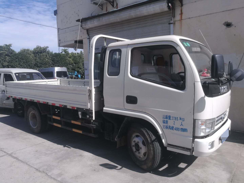 东风其他车系 载货车  130匹 2015年10月 4x2