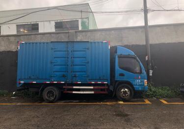 江淮其他车系 载货车  120匹 2014年05月 4x2