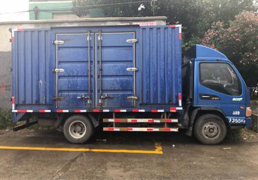 江淮其他车系 载货车  120匹 2015年07月 4x2