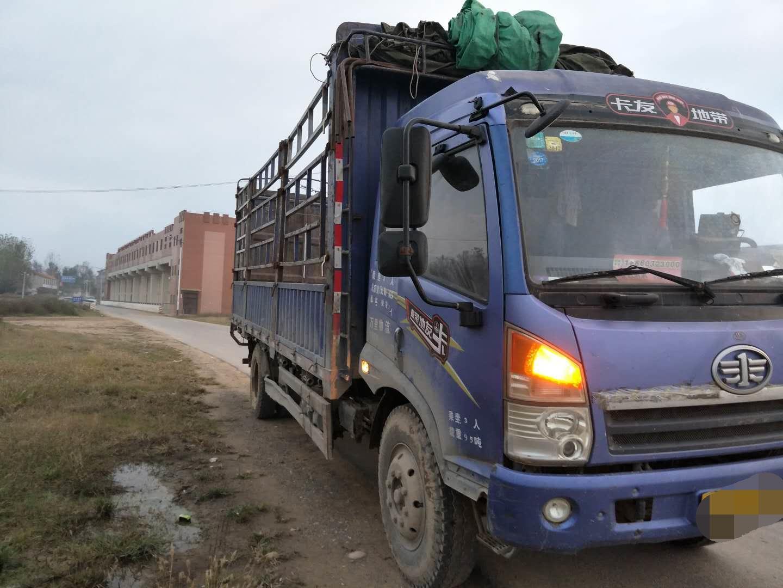 青岛解放其他车系 载货车  160匹 2010年11月 4x2