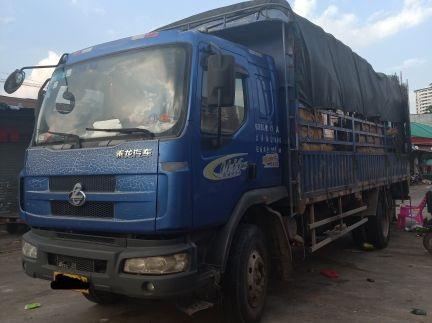 东风乘龙 载货车  160匹 2012年11月 4x2