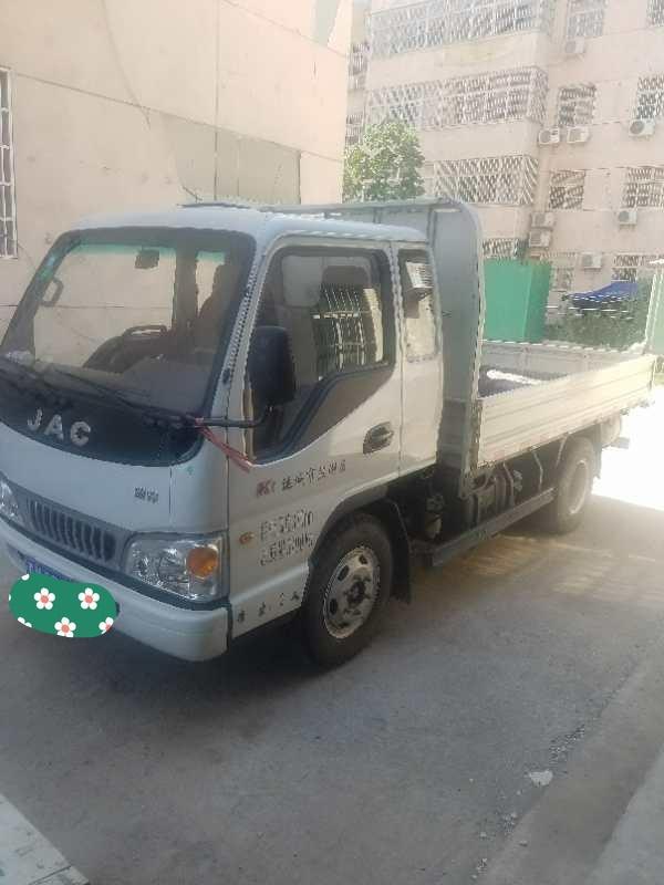 江淮其他车系 载货车  85匹 2017年06月 4x2