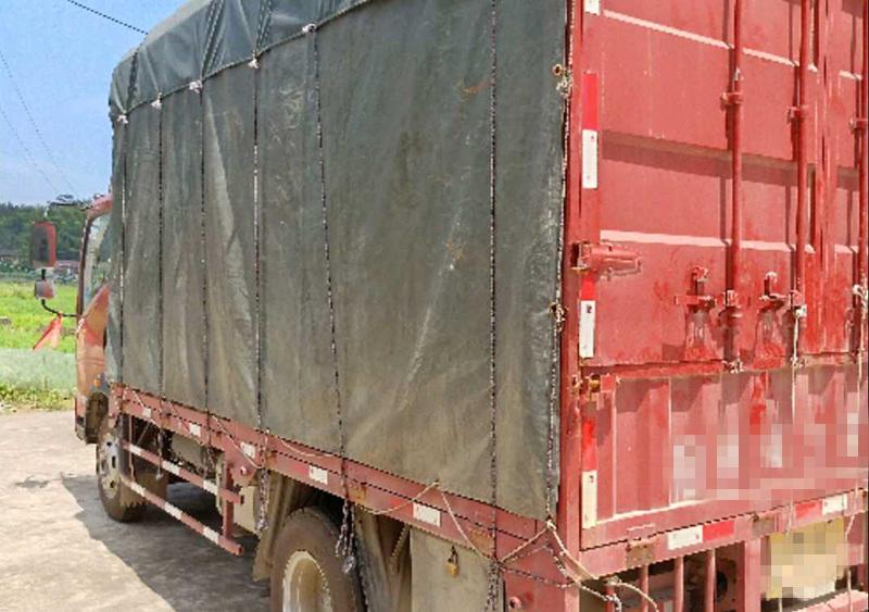 中国重汽HOWO 载货车  140匹 2018年03月 4x2