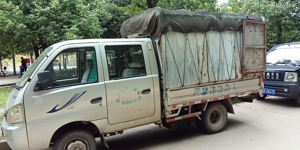 #其他品牌 载货车  80匹 2010年12月 4x2