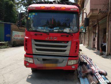 江淮格尔发 载货车  160匹 2014年06月 4x2