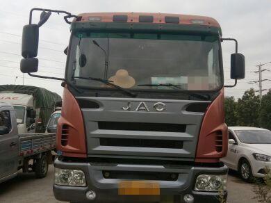 江淮格尔发 载货车  160匹 2012年07月 4x2