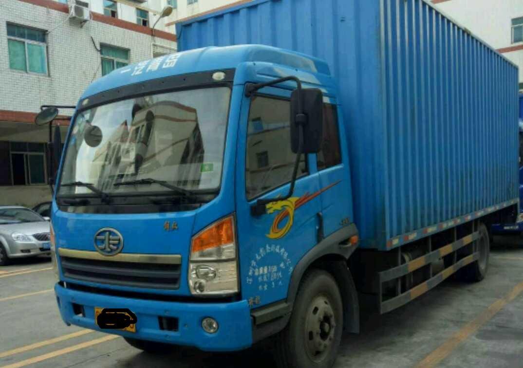 一汽解放其他车系 载货车  140匹 2013年04月 4x2