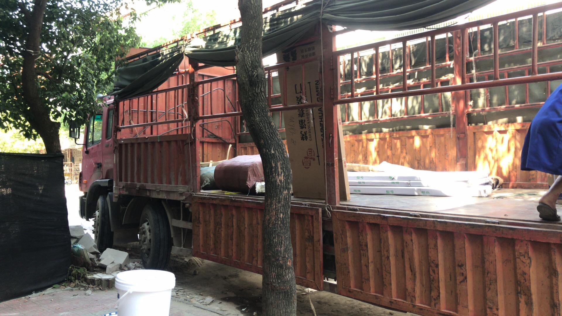 江淮格尔发 载货车  180匹 2010年12月 6x2