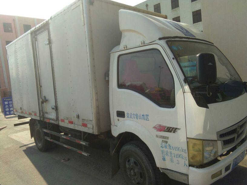 #其他品牌 载货车  100匹 2009年09月 4x2