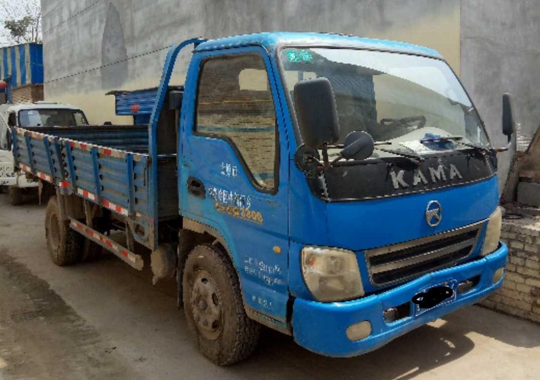 #其他品牌 载货车  112匹 2010年06月 4x2