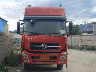 东风天龙 载货车  230匹 2009年03月 6x2