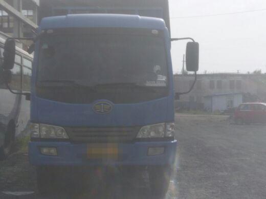 青岛解放其他车系 载货车  160匹 2010年05月 4x2