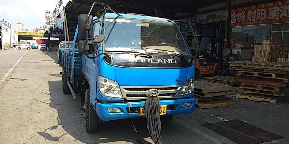 北汽福田其他车系 载货车  120匹 2014年04月 4x2