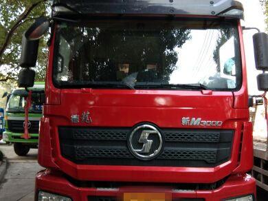 陕汽德龙新M3000 载货车  245匹 2017年08月 6x2