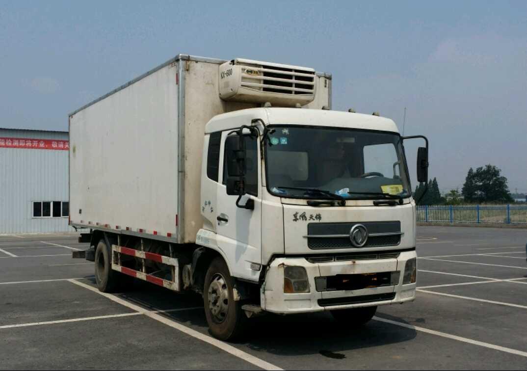 东风天锦 冷藏车  170匹 2011年05月 4x2