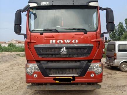 中国重汽HOWO 载货车  280匹 2016年10月 6x2