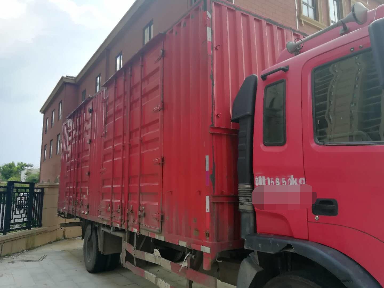 江淮格尔发 载货车  160匹 2013年04月 4x2