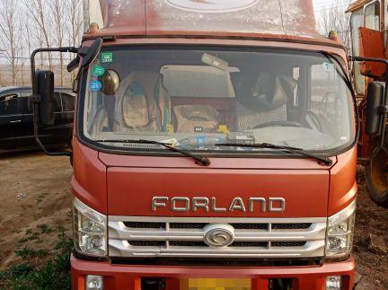 时代康瑞 载货车  154匹 2013年05月 4x2