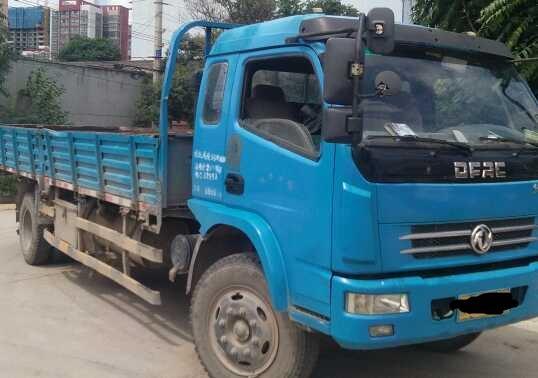 东风其他车系 载货车  140匹 2009年11月 4x2