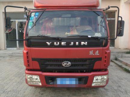 南京依维柯跃进 载货车  140匹 2012年10月 4x2