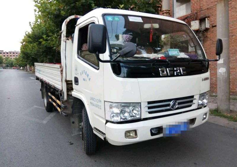 东风其他车系 载货车  85匹 2011年11月 4x2