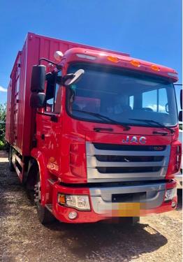 江淮格尔发K3X重卡 载货车  160匹 2016年05月 4x2