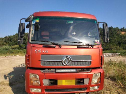 东风天锦 载货车  210匹 2012年05月 6x2