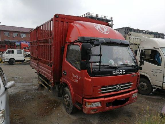 东风 载货车  140匹 2017年03月 4x2