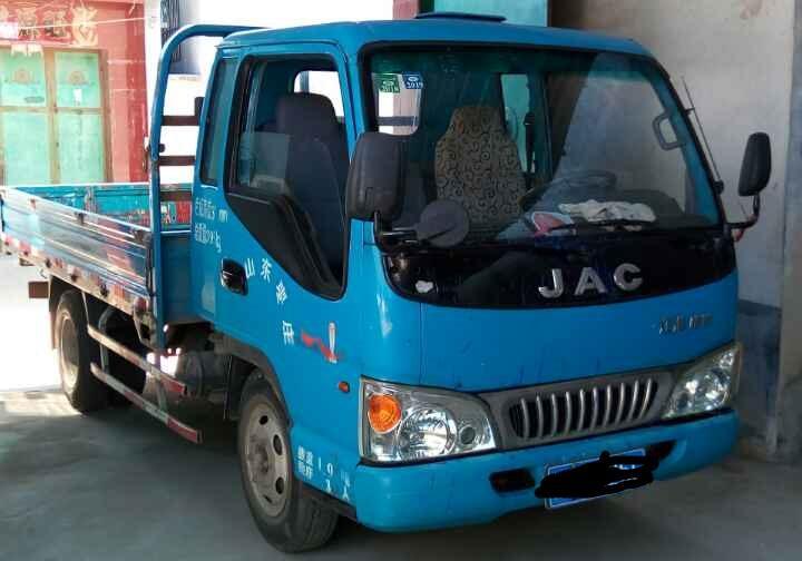 江淮其他车系 载货车  100匹 2012年10月 4x2