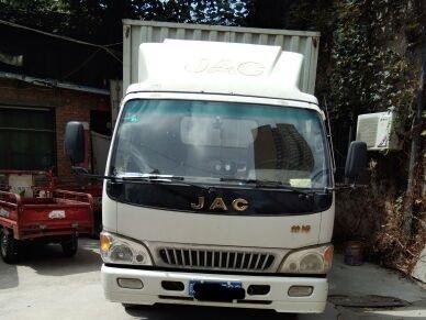 江淮其他车系 载货车  120匹 2012年01月 4x2