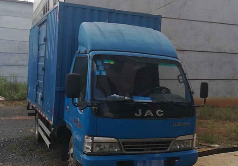 江淮其他车系 载货车  120匹 2012年03月 4x2