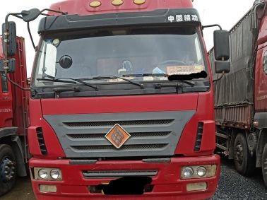 精工汽车其他车系 载货车  290匹 2012年03月 8x4