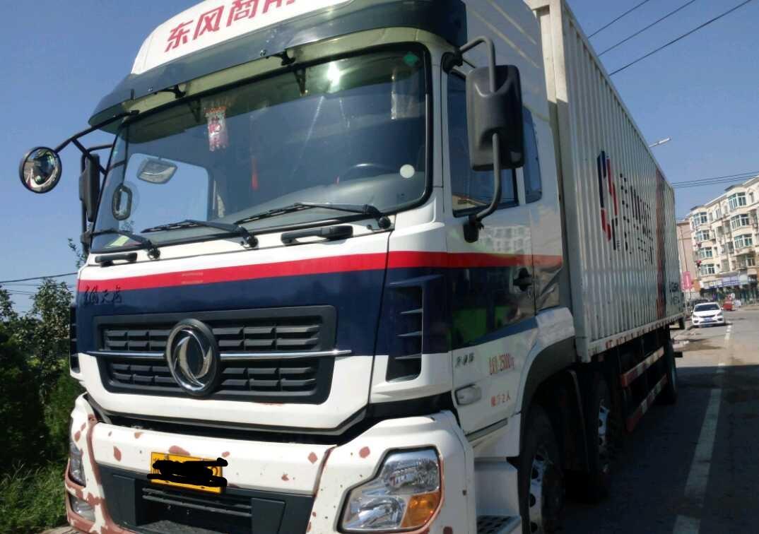 东风天龙 载货车  245匹 2015年10月 6x2