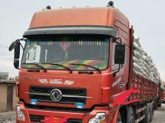 东风天龙 载货车  260匹 2010年10月 8x4